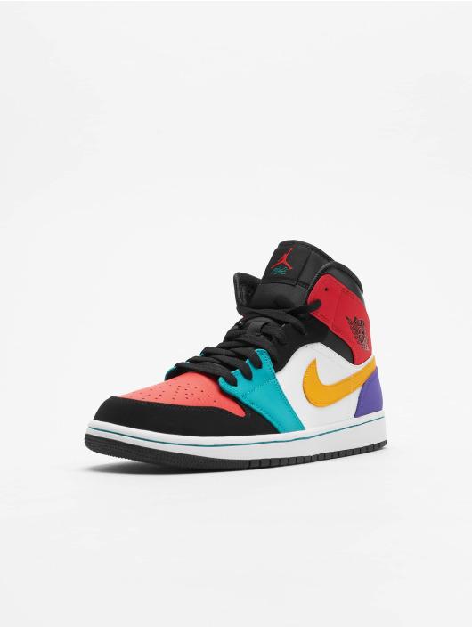 Jordan Sneaker Air 1 Mid weiß