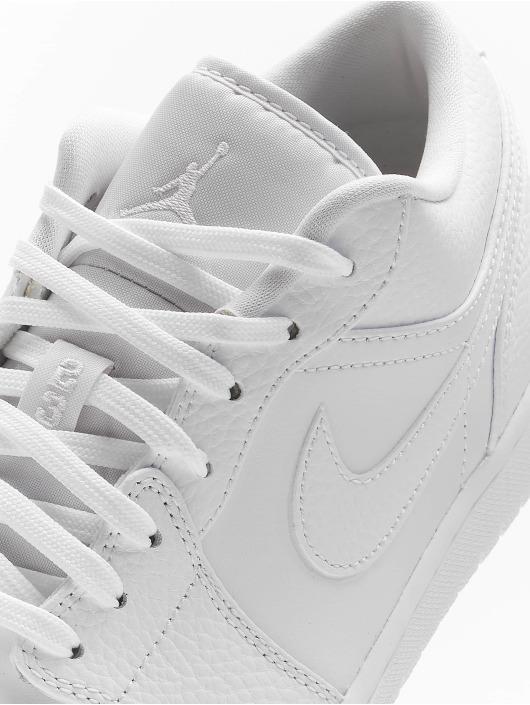 Jordan Sneaker 1 Low weiß