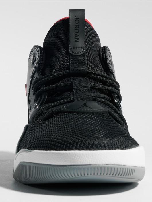 Jordan sneaker DNA zwart