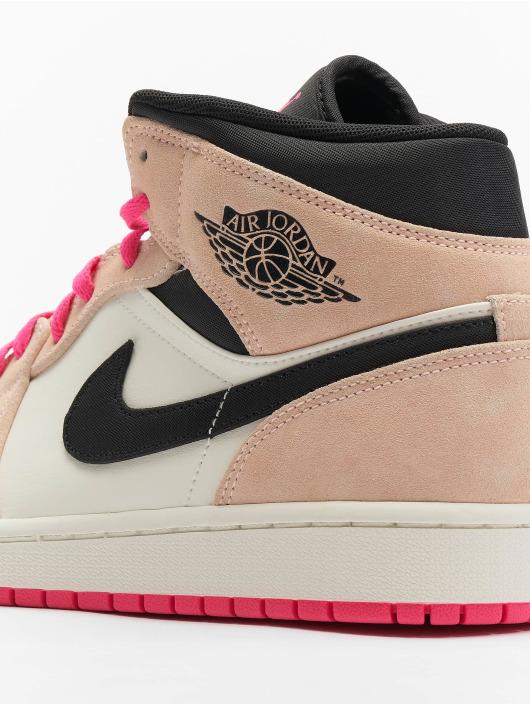 Jordan Sneakers 1 Mid SE béžová