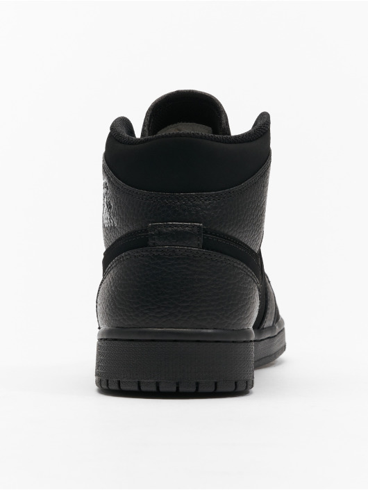 Jordan Sneakers 1 Mid black