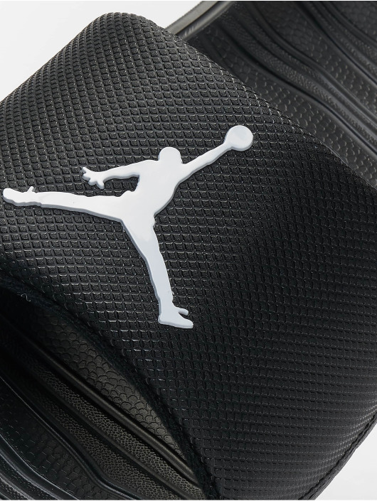 Jordan Sneakers Break Slide black