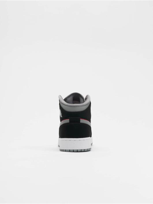 Jordan Sneakers Air Jordan 1 Mid (GS) black