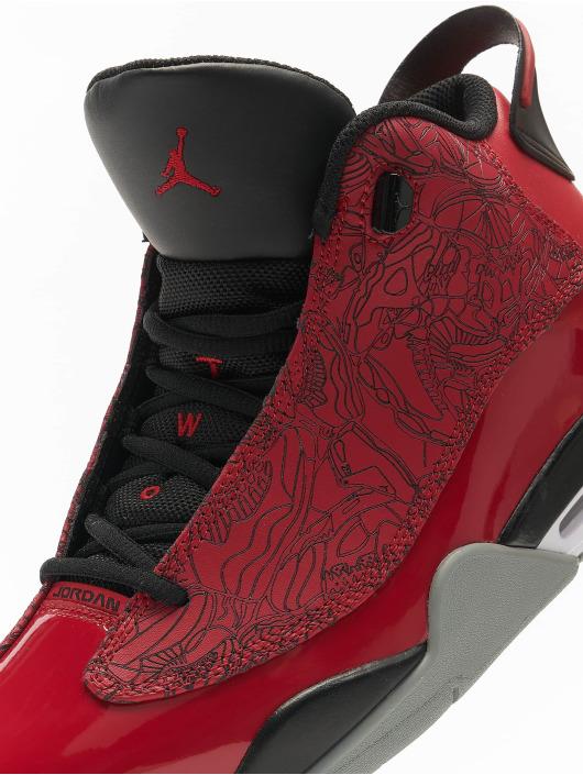 Jordan Sneakers Dub Zero czerwony