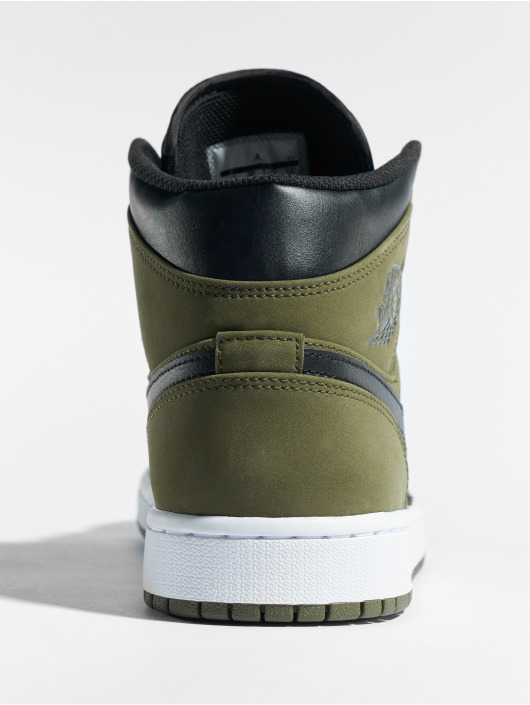 Jordan Sneakers Air Jordan 1 Mid oliv