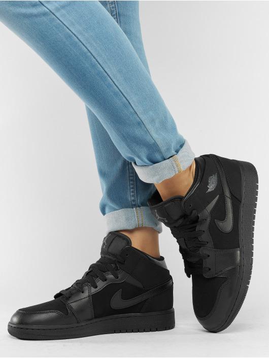Jordan Sneakers Air Jordan 1 Mid (GS) sort