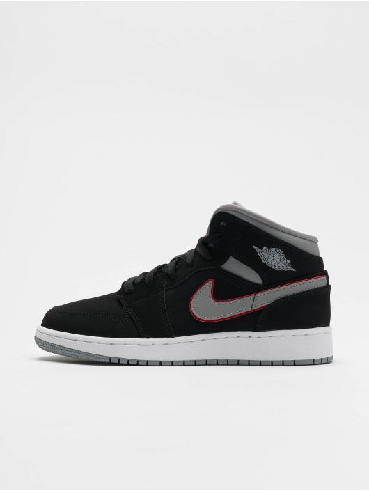 brand new 3305c cd87e ... Jordan Sneakers Air Jordan 1 Mid (GS) svart ...