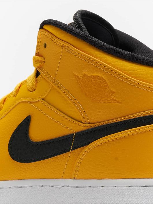 Jordan Sneakers Air Jordan 1 Mid (GS) zloty