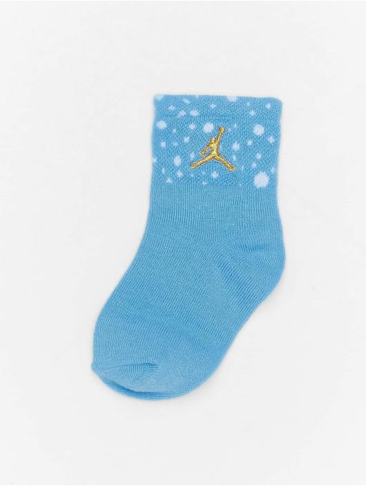 Jordan Socken Cement blau