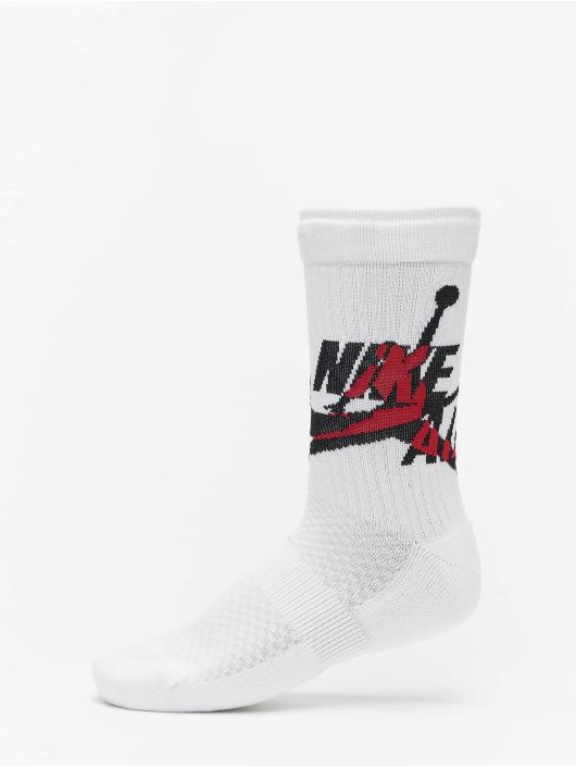 Jordan Socken Legacy Crew Jump Classic weiß
