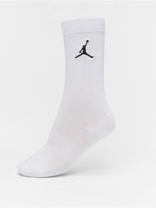 Jordan Socks 2-Pack Elephant Crew white