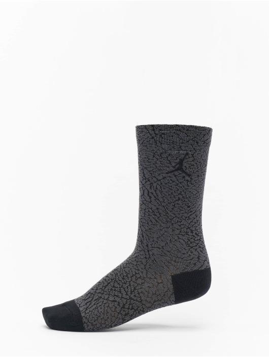 Jordan Sokken 2-Pack Elephant grijs