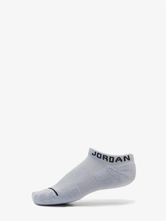 Jordan Sokken Jumpman No Show 3 Pack zwart