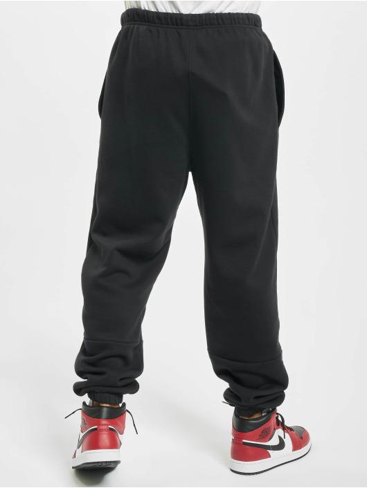 Jordan Spodnie do joggingu Jumpman Air Fleece czarny