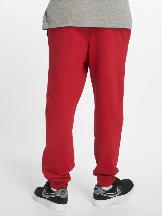 Jordan Spodnie do joggingu Jumpman Air LWT Fleece czerwony