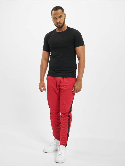 Jordan Spodnie do joggingu Air Dry Knit czerwony