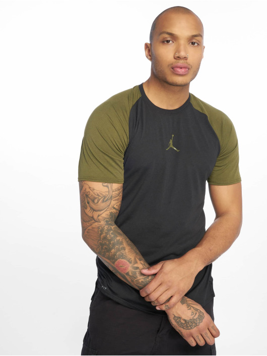 Jordan Sportshirts Dry 23 Alpha èierna