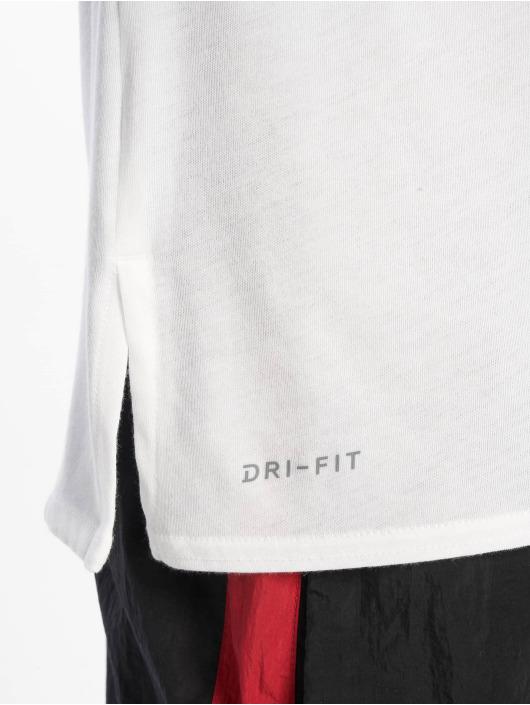 Jordan Sportshirts Dry 23 Alpha weiß