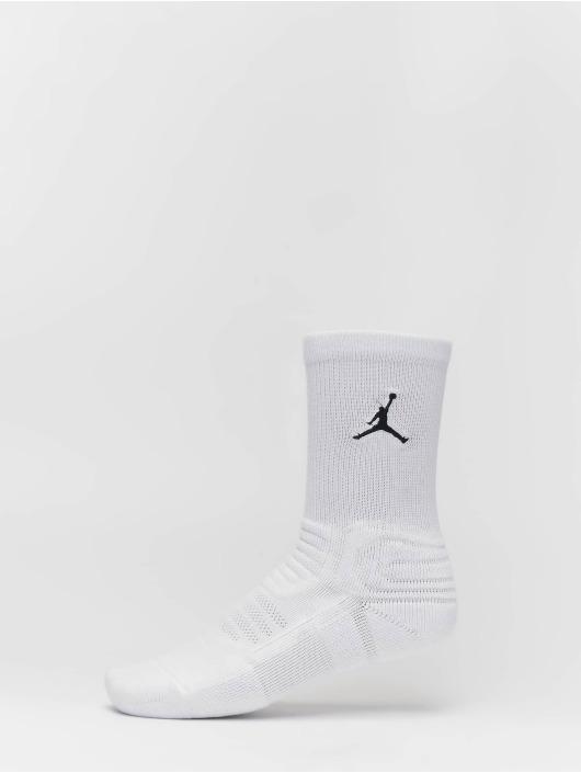 Jordan Sportsocken Flight biela