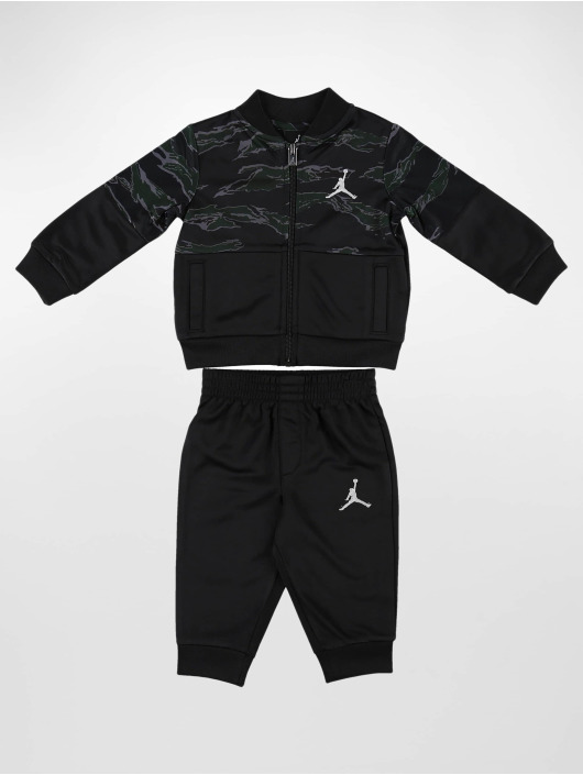 Jordan Suits Diamond Tricot black