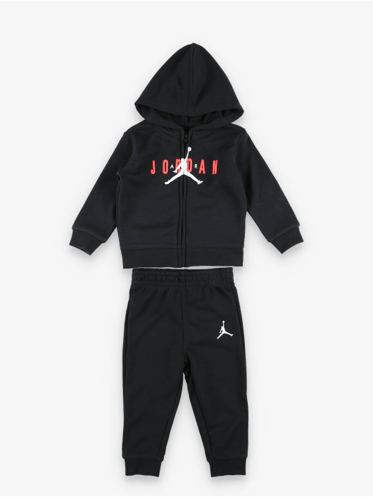 Jordan Suits Jumpman Air Full Zip black