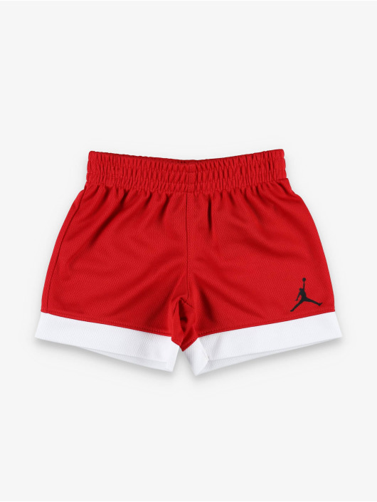 Jordan Suits MJ Iconic Logo S/S red