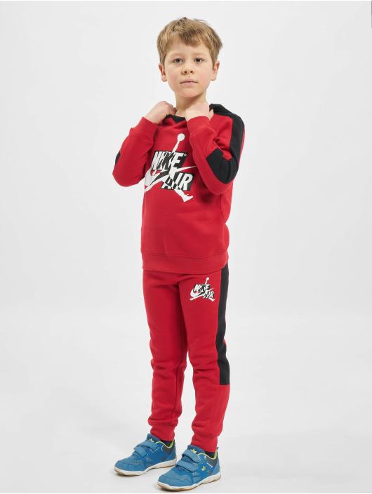 Jordan Suits Jumpman Classics Iii Flc red