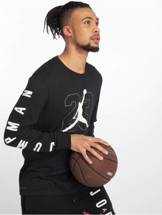Jordan Sweat & Pull Graphic noir