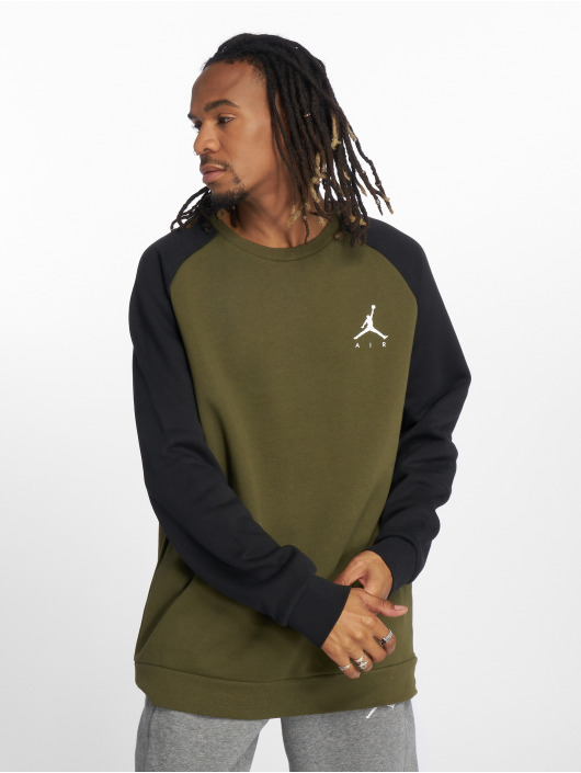Jordan Sweat & Pull Jumpman Fleece olive