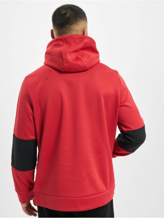 Jordan Sweat capuche Air Therma Fleece rouge