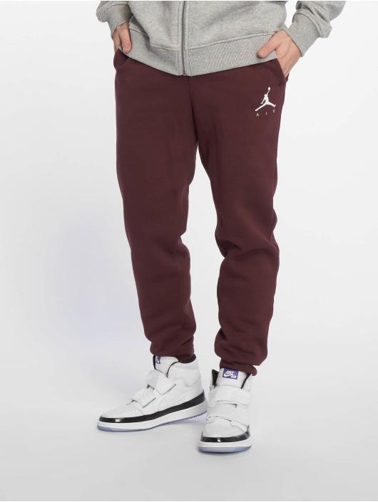 Jordan Sweat Pant Sportswear Jumpman Fleece red