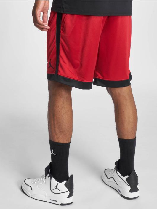 Jordan Szorty Shimmer czerwony