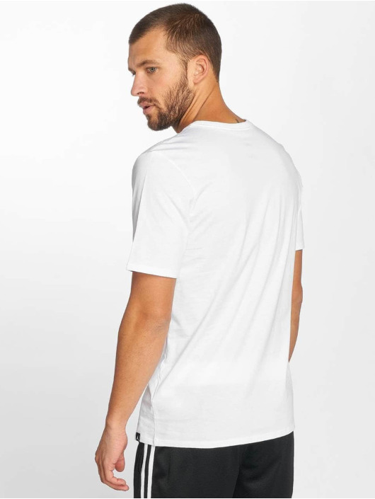 Jordan T-Shirt Sportswear Jumpman Air Embroidered blanc
