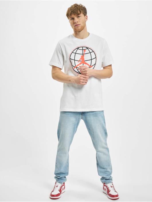 Jordan T-Shirt M J Mountainside blanc