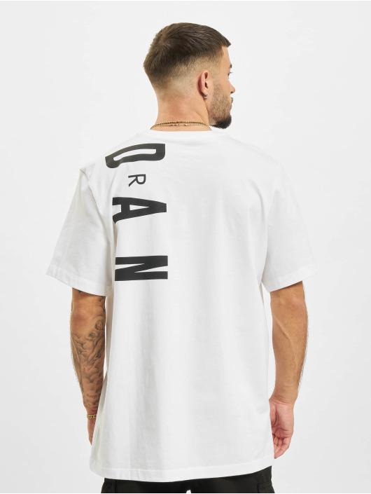 Jordan T-Shirt Air blanc