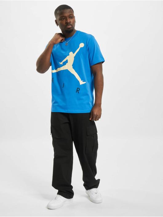 Jordan T-Shirt Jumpman Air HBR blau