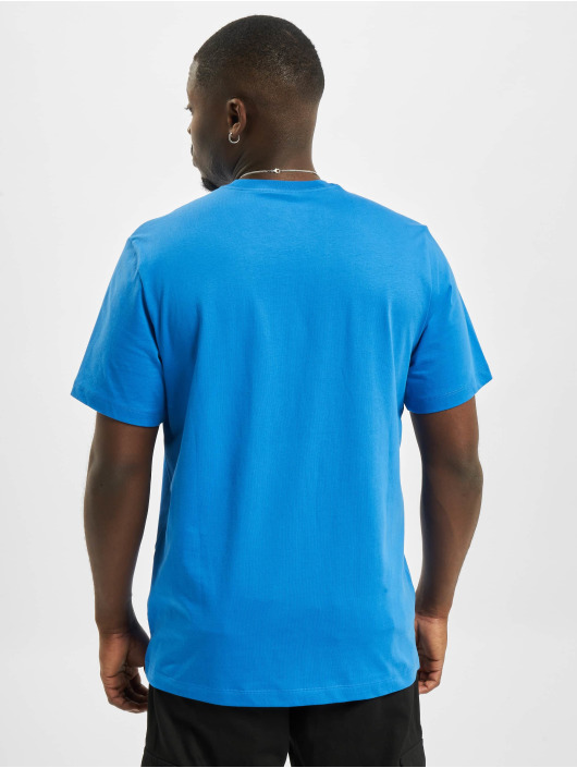 Jordan T-shirt Jumpman Air HBR blu