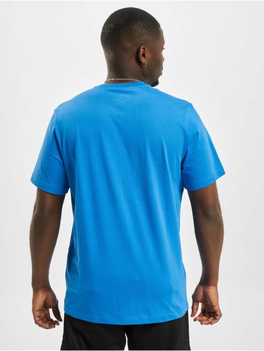 Jordan T-shirt Jumpman DF blu