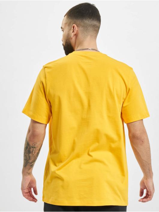 Jordan T-Shirt Jumpman Air HBR gold colored