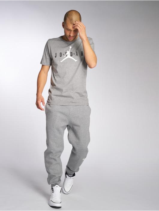 Jordan T-Shirt Sportswear Brand 5 grau