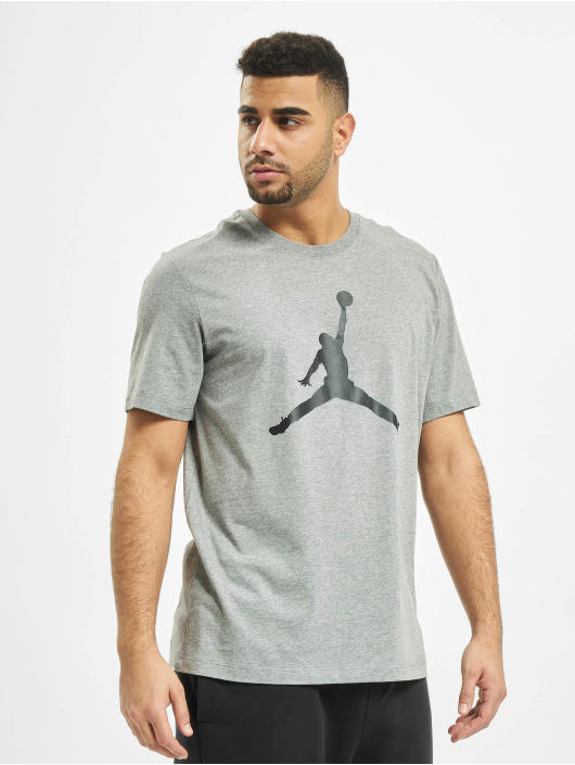 Jordan T-Shirt Jumpman Crew gray