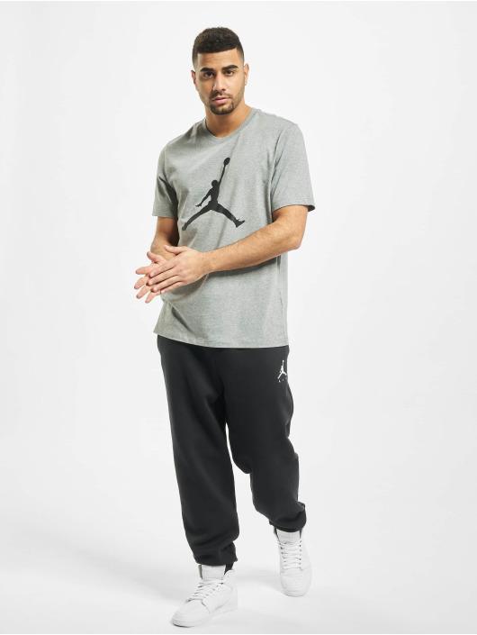 Jordan T-Shirt Jumpman Crew grey