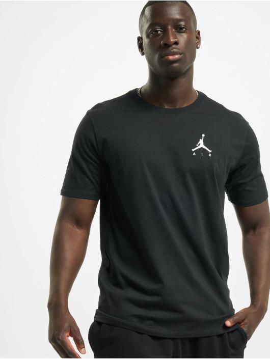 Jordan T-Shirt Sportswear Jumpman Air Embroidered noir