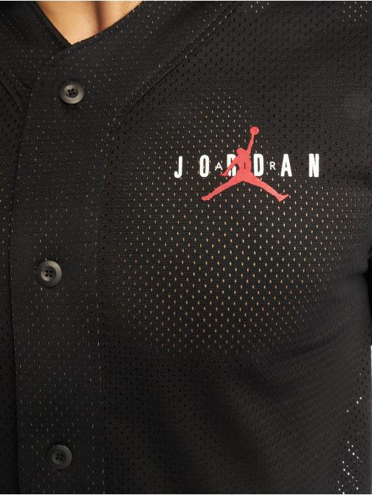 Jordan T-Shirt Jumpman Air Mesh Jersey Gym noir