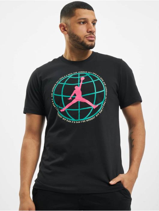 Jordan T-Shirt M J Mountainside noir