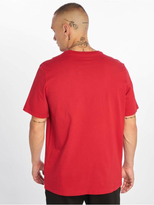Jordan T-Shirt Jumpman SS Crew red