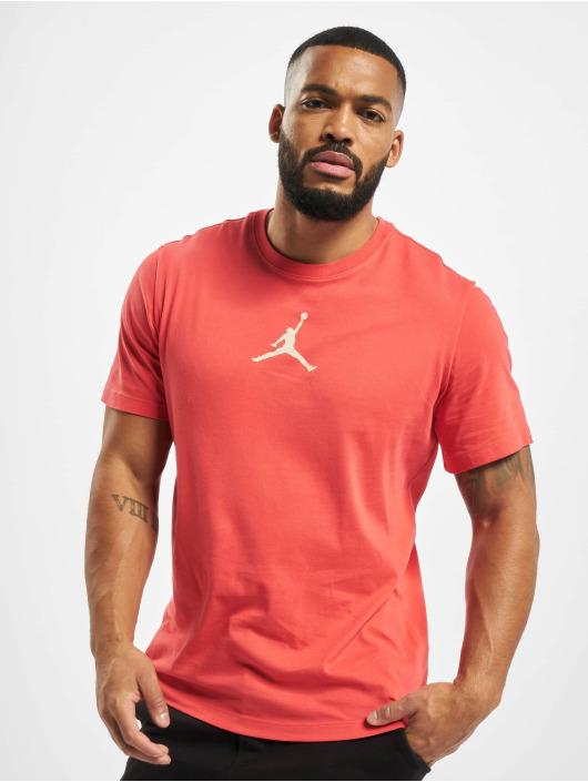 Jordan T-Shirt Jumpman Defect SS Crew red