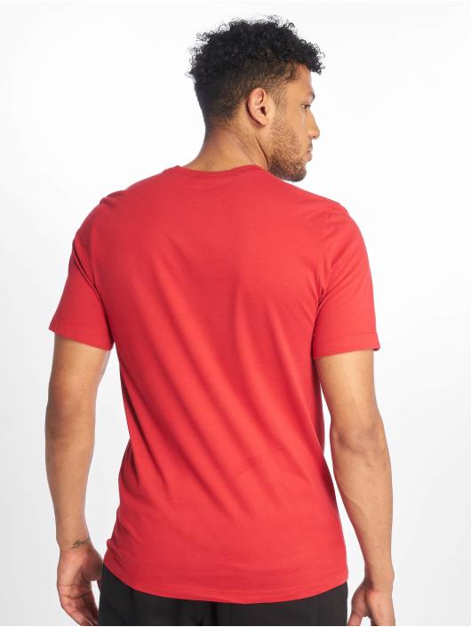 Jordan T-shirt Iconic 23/7 rosso