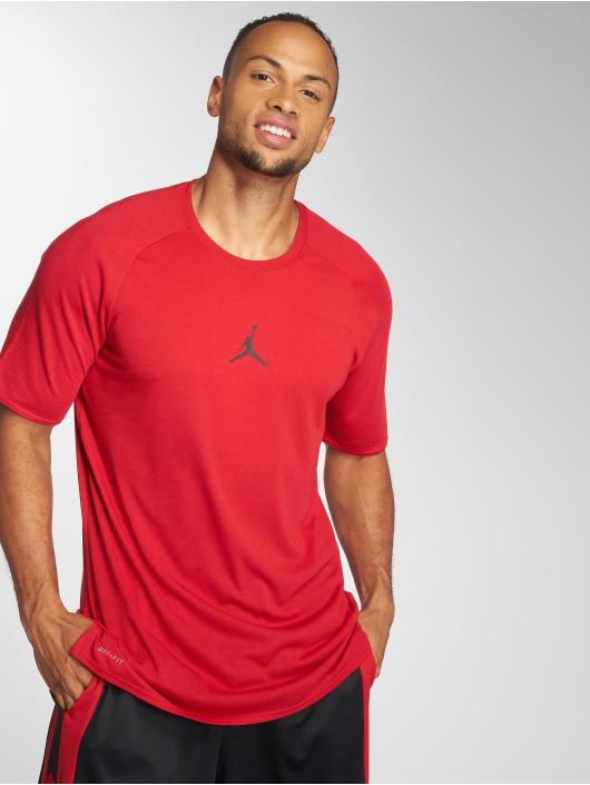 Jordan T-Shirt Dry 23 Alpha Training rot