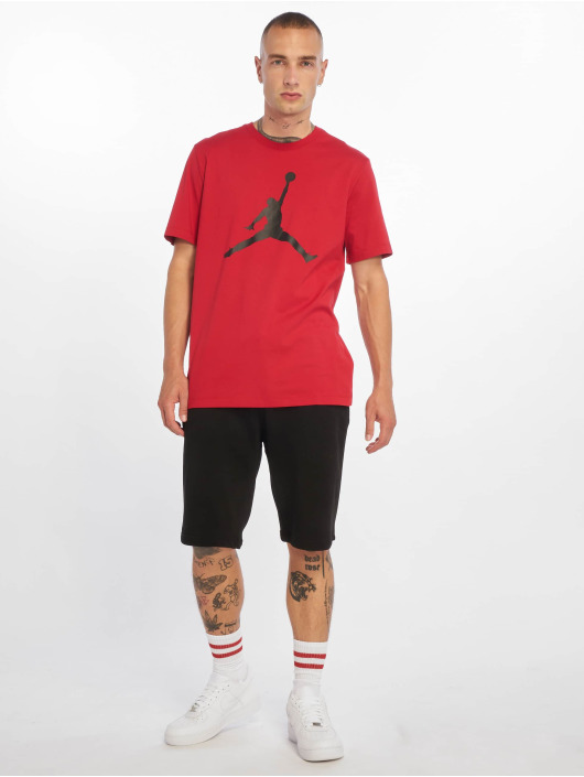 Jordan T-Shirt Jumpman SS Crew rot